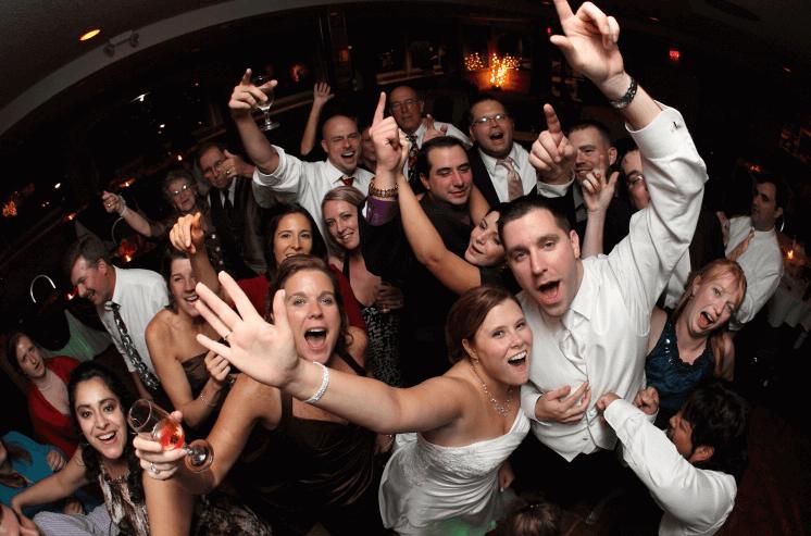 esküvő dj műsor
