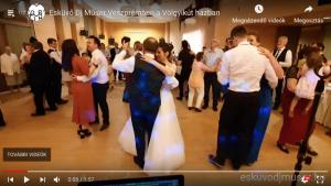 Esküvő Dj Műsor Veszprémben a Völgyikút házban