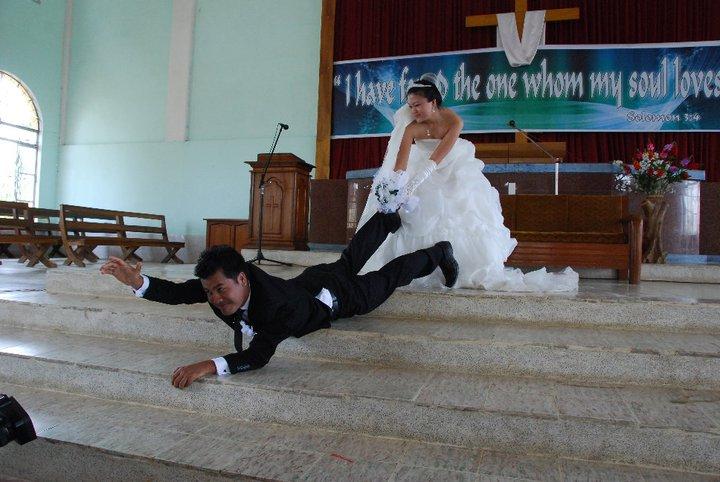Ne lépj meg az esküvőd előtt, mert így jársz!