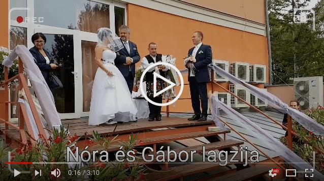 Hetedhét országra szóló lakodalom Nórival és Gáborral