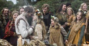 Egy éves készülődés és egy hónapos részegség a viking esküvőn