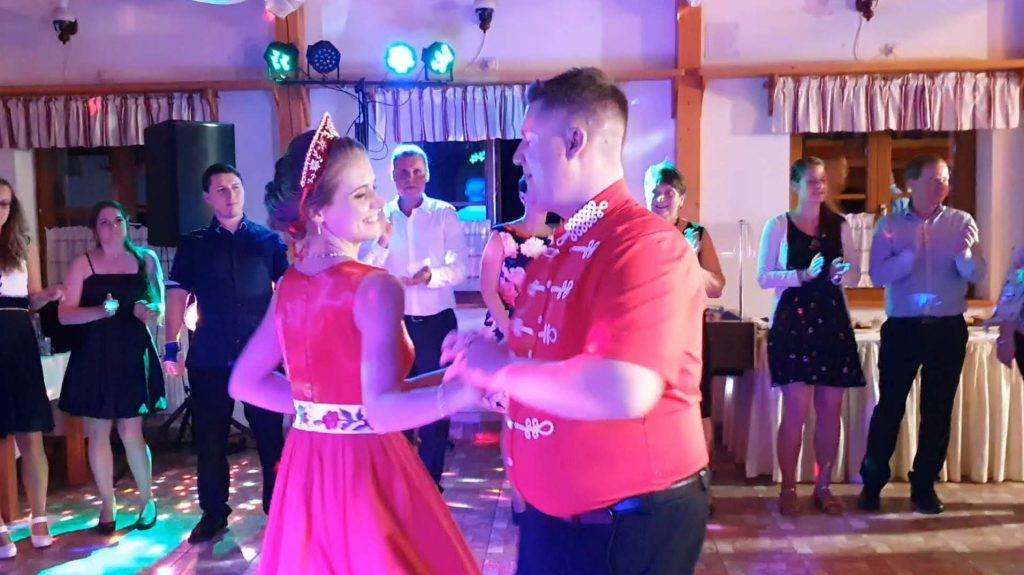 Lagzi dj Szécsényben Mariann és Péter esküvőjén